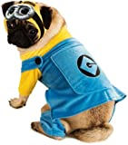 Best Dog Costumes - Rubie's Official Pet Dog Minion Costume - Medium Review
