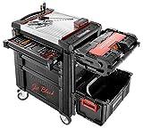 Servante JET M3 - 6 tiroirs Noire - Facom