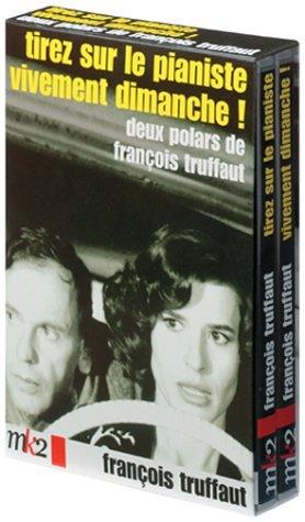 Bild von Coffret François Truffaut 2 DVD: Tirez sur le pianiste / Vivement dimanche !