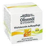 Olivenöl & Vitamine vitalisierende Aufbaupfl.m.lsf 50 ml