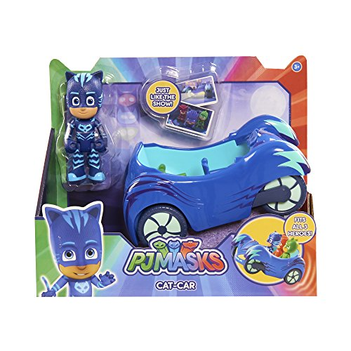 PJ-Masks-Super-pigiamini-Gattomobile-di-Gattoboy-veicolo-e-personaggio
