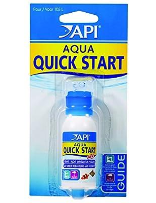 API Traitement de l'Eau pour Aquariophilie Aqua Quick Start