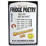 Divertido Fridge Poetry Humorística Kit Palabras Regalo Imán De Nevera Cheeky