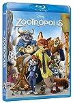 Zootrópolis [Blu-ray]...