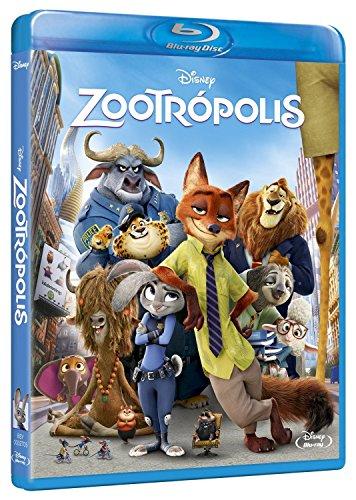 Zootrópolis [Blu-ray] 51M2c s1ysL