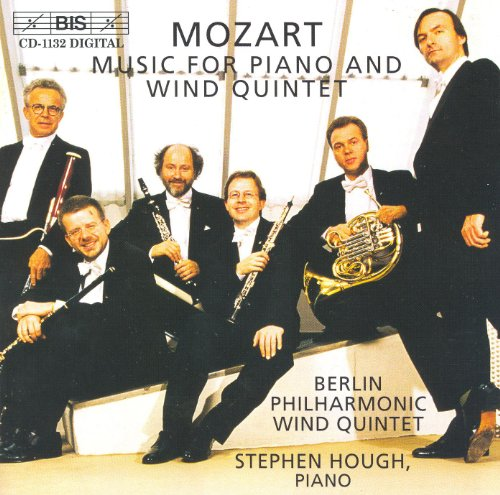 Mozart: Music for Piano and Wind Quintet (Piano Wind)