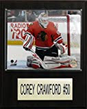 Best Crawfords - NHL Corey Crawford Chicago Blackhawks Player Plaque Review
