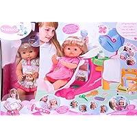 Famosa 700004685 - Nenuco Parrucchiera Deluxe