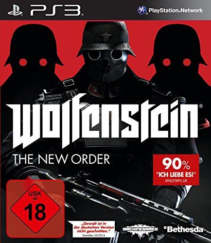Wolfenstein: The New Order - [PlayStation 3]