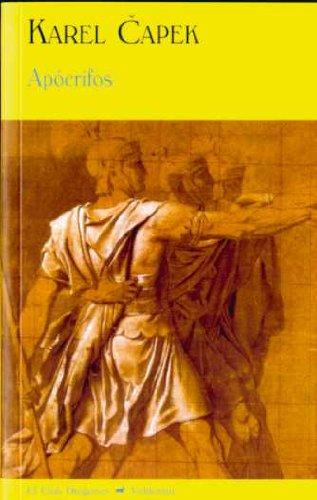 Apócrifos (El Club Diógenes) por Karel Capek
