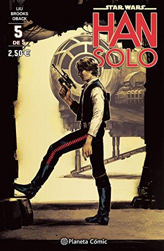 Star Wars Han Solo nº 05/05 (Star Wars: Cómics Grapa Marvel) por AA. VV.