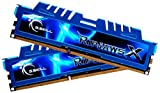 G.Skill 16GB DDR3-2400 16GB DDR3 2400MHz memory module - memory modules (DDR3, PC/server, 2 x 8 GB, Dual)