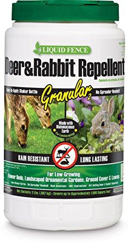 Granular Deer and Pest Repellent-2LB GRAN DEER & RAB REP