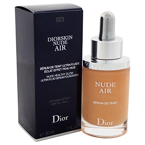 DIOR Flüssige Foundation Diorskin Nude Air Serum #023-Pêche 30 ml