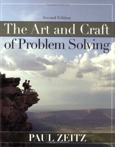 the-art-and-craft-of-problem-solving