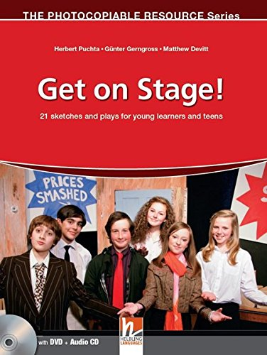 Get on stage! Con CD Audio. Con DVD-ROM
