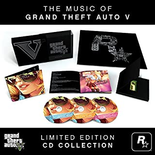 Musique de Grand Theft Auto V: Coffret CD GTA V - Édition limitée (B00PBE2GES) | Amazon price tracker / tracking, Amazon price history charts, Amazon price watches, Amazon price drop alerts