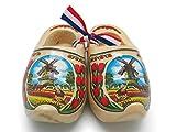 Decorative Wooden Shoe Clogs Dutch Lands...