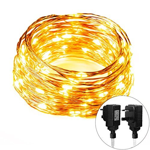 led-string-lights-morecoo-33ft-100-leds-power-adapter-included-waterproof-starry-string-light-flexib