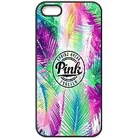 Generic hard plastic Victoria Secret Cell Phone Case for iPhone 5 5S SE Black ABC8354465