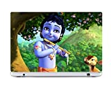 Rawpockets ' Lord Krishna Flute Playing with Cow ' 15.6 Inches Laptop Skins - Best Reviews Guide