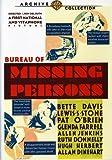 Bureau Of Missing Persons [Edizione: Stati Uniti] [Reino Unido] [DVD]
