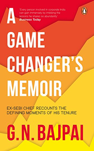 A Game Changer's Memoir: Ex-SEBI Chief recalls defining moments of his tenure