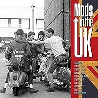 Mods in the UK [180g Vinyl LP] [Vinilo]