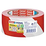 TESA Signal- Markierungs- und Warnband rot