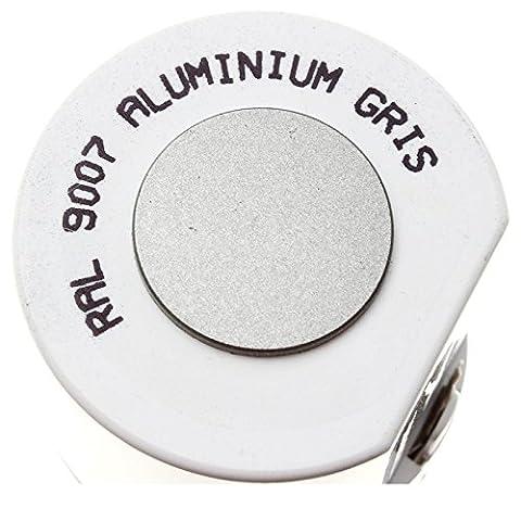 spray peinture aluminium gris 400ml