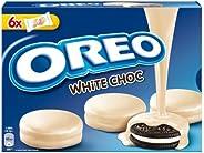 بسكويت اوريو انروبد بالشوكولا البيضاء، 246 غرام، عبوة مكونة من قطعة 1