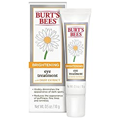 Burts Bees Brightening Eye Treatment, 0.5 Ounces