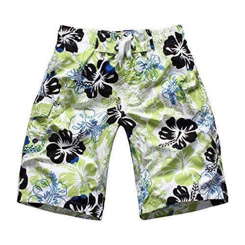 Vêtements Hommes Quick Dry En Vrac Des Plages De Sable Surf Loisirs été Sports Natation Tronc Tailles Et Couleurs Assorties D