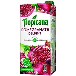 Tropicana Pomegranate Delight Fruit Juice , 1000ml