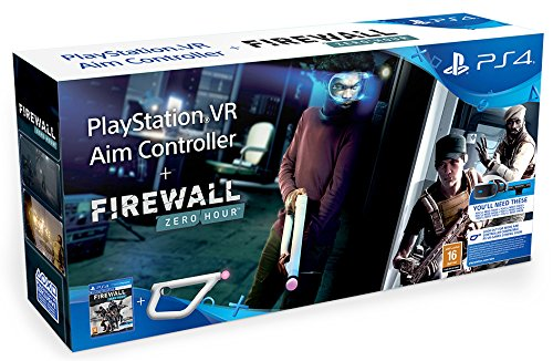 Firewall: Zero Hour VR + Playstation VR Aim Controller Bundle (EU)