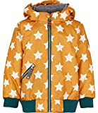 Racoon Jungen Jacke ASGER Star Winterjacke Wassersäule 9.000, Mehrfarbig (Inca Gold Inc), 104