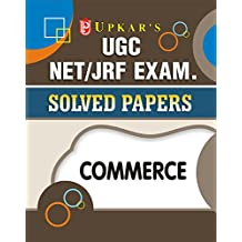 UGC NET/JRF Exam. Solved Papers Commerce