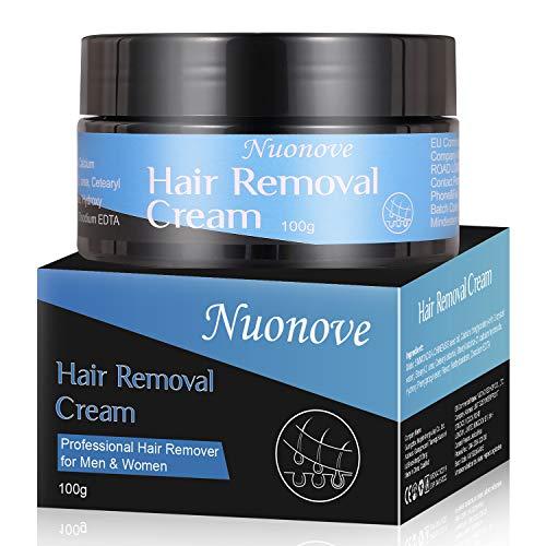 Haarentfernungscreme Enthaarungscreme, Enthaarungsmittel, Hair Removal Cream, Professioneller...