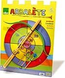 Vilac - 2914 - Plein Air - Arbalette + 3 flèches