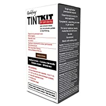Godefroy Tint Kit medium brown New eyebrow and beard color for professionals