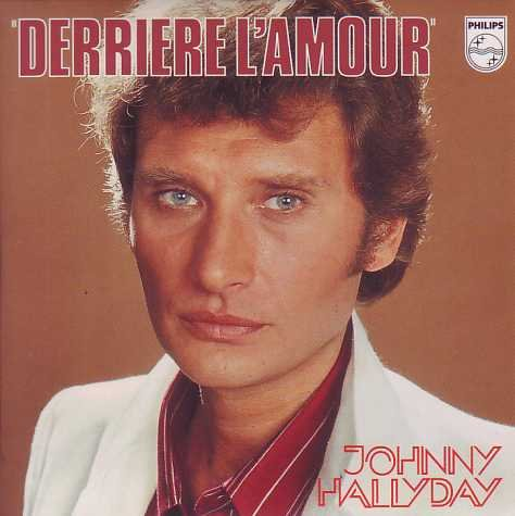 Derriere l'amour ltd ed CARD SLEEVE 2-track