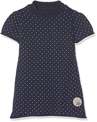 Blue Seven Baby-Mädchen Kleid 963015 X, (Dk Blau Orig 575), 74