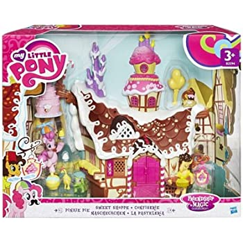 My Little Pony B5366 Collection Bibliotheque Twilight My Little