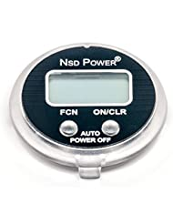 NSD Power SM-01 Precision Multi-function Speedometer with LCD Screen by NSD Power