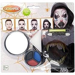 good Mark Makeup Set demonio, (2Packs de 8unidades)