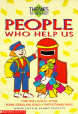 People Who Help Us (Themes for Early Years)