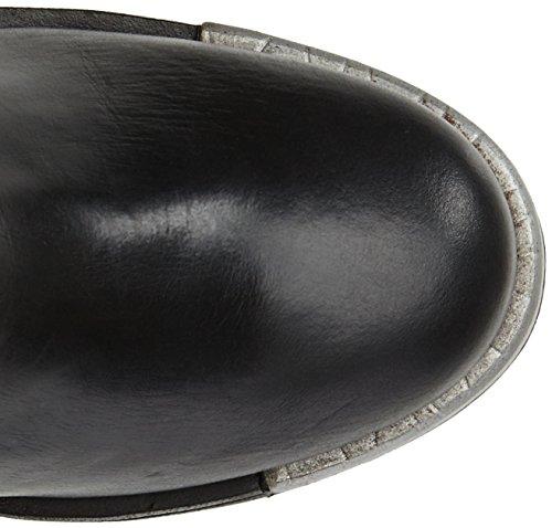 Fly London Lary690fly, Bottes Classiques Femme Noir (Black(blacksole) 006)