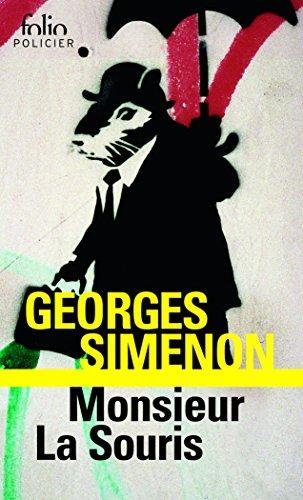 Monsieur La Souris (Folio Policier) par Georges Simenon