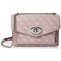 Guess Crossbody for Women- Rosewood