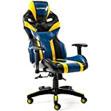 GTFORCE TRONIC X RECLINING SPORTS RACING GAMING CHAIR for OFFICE DESK PC LEATHER - Best Reviews Guide